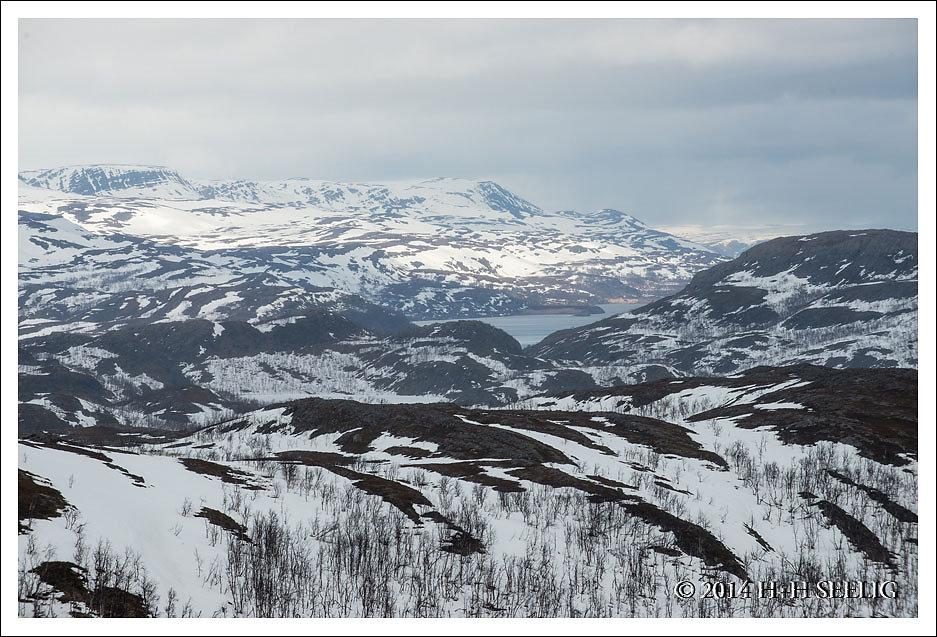 Noch immer herrscht in den Bergen der Winter